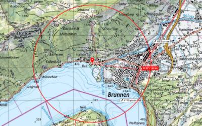 Brunnen: Swisscom sistiert Baugesuch Gersauerstrasse