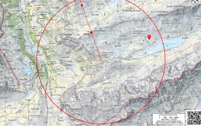 Muotathal: 5G Antenne Bergstation Glattalp