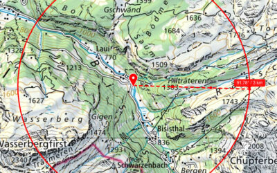 5G Bisisthal: Riedplätz, Wasserfassung EBS