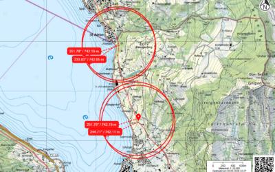 5G Arth: SBB-Tunnelportale Rufibach und Kalchhofen