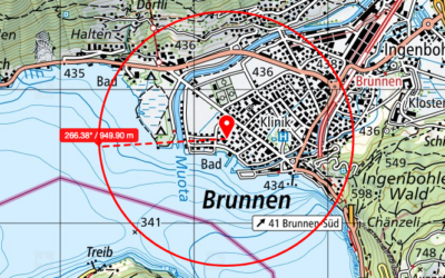 5G Brunnen: Ausbau 5G Antenne beim Altersheim