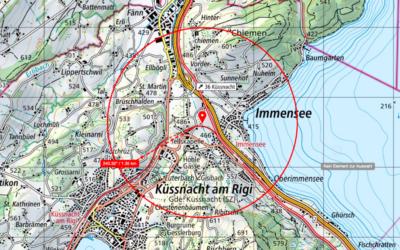 5G Immensee: Rütlimatt, Rossallmig
