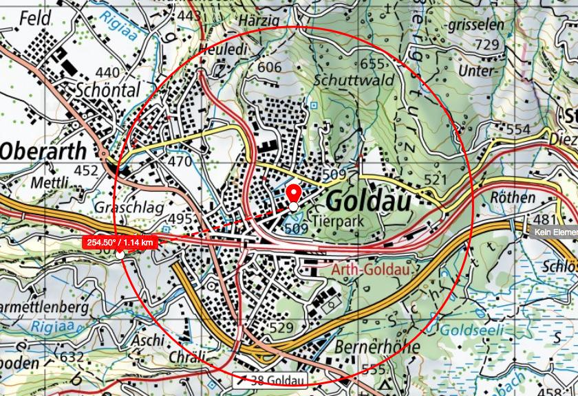 5G Goldau: Parkstrasse 26/28 Aus- & Umbau auf 5G