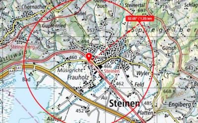 5G Steinen: Frauholzstrasse