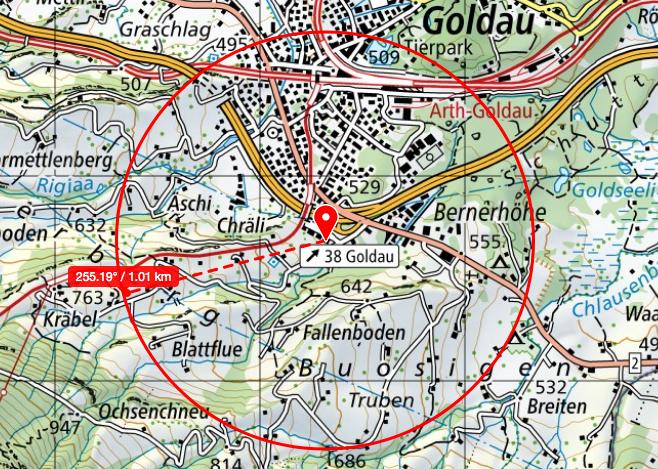 5G Goldau: Chräbelstr. 4