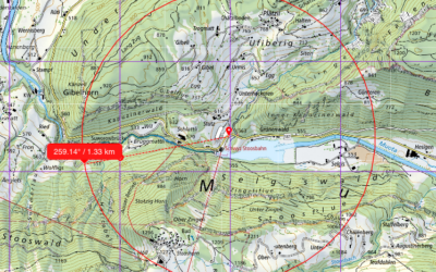 5G Schwyz: Neue MFA mit Mast bei der Stoosbahn/Schlattli